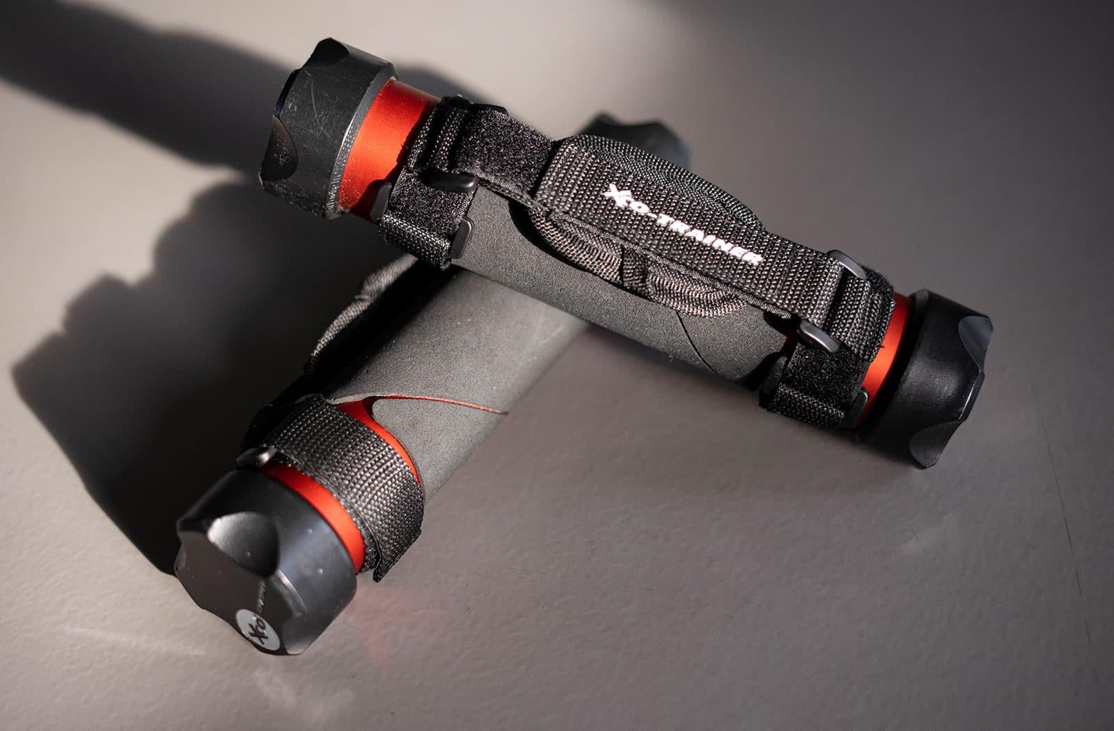 Die XCO Hanteln kommen in unserem Shape-Gruppenkurs in Raum 1 der balance Fitnesslounge zum Einsatz. Hierbei sorgen die mit Granulat befüllten Gewichte für ein effektives Ganzkörperworkout.